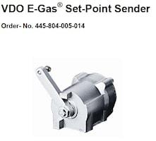 Lägesgivare E-gas II, Compact