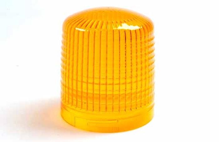 Lykthuv gul f varn.fyr KL7000
