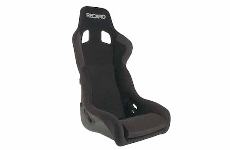 Stol Profi XL SP-G, svart