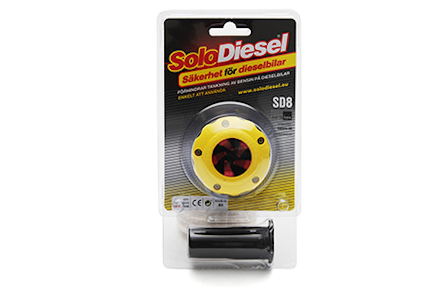 SoloDiesel SD8