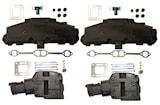 Avgas limpa MerCrusier V8
