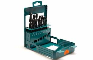 Borrkassett 1-10 mm