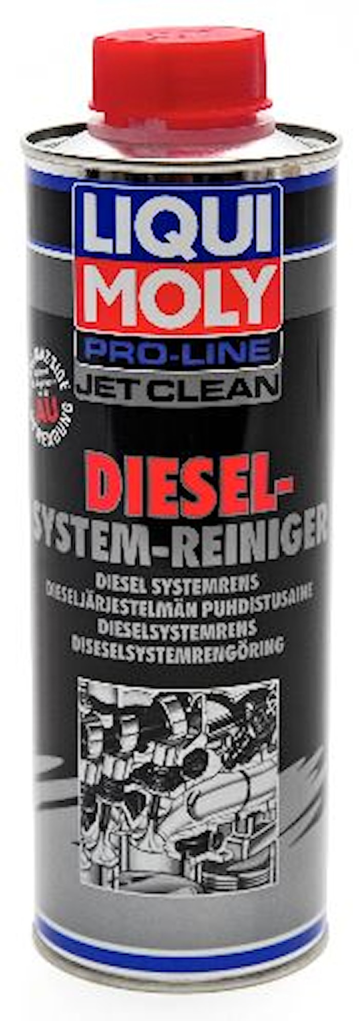 Systemrengöring diesel (PRO)