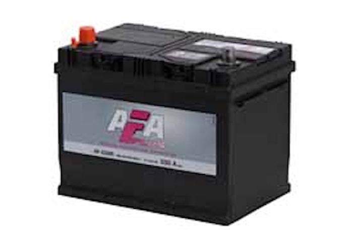 Batteri AFD26R AFA Plus