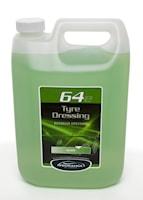 Tyre Dressing 64e 5L
