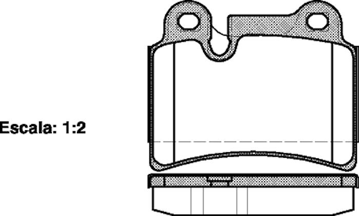 Belägg HP T1500