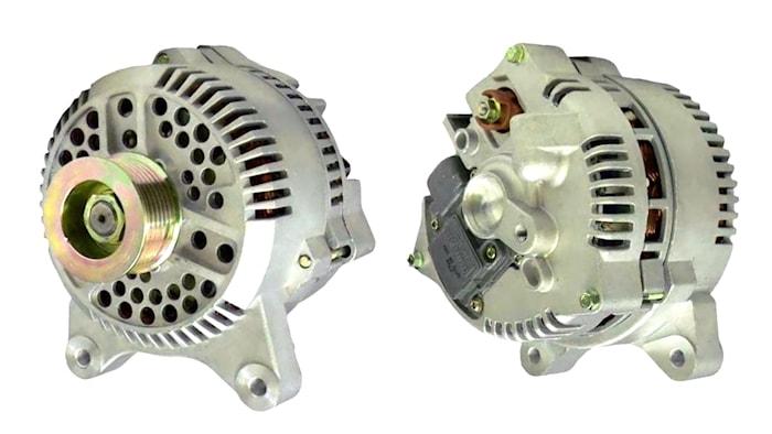 Generator/6-spårs