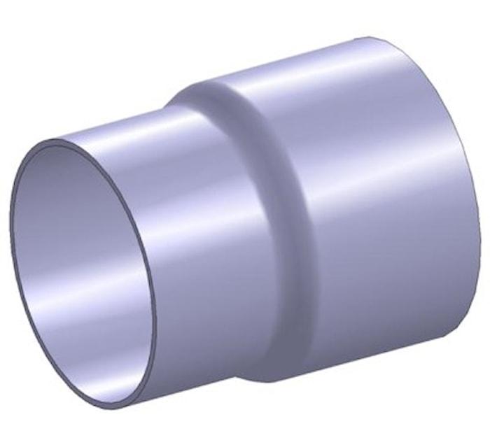 Steghylsa 38/35 mm