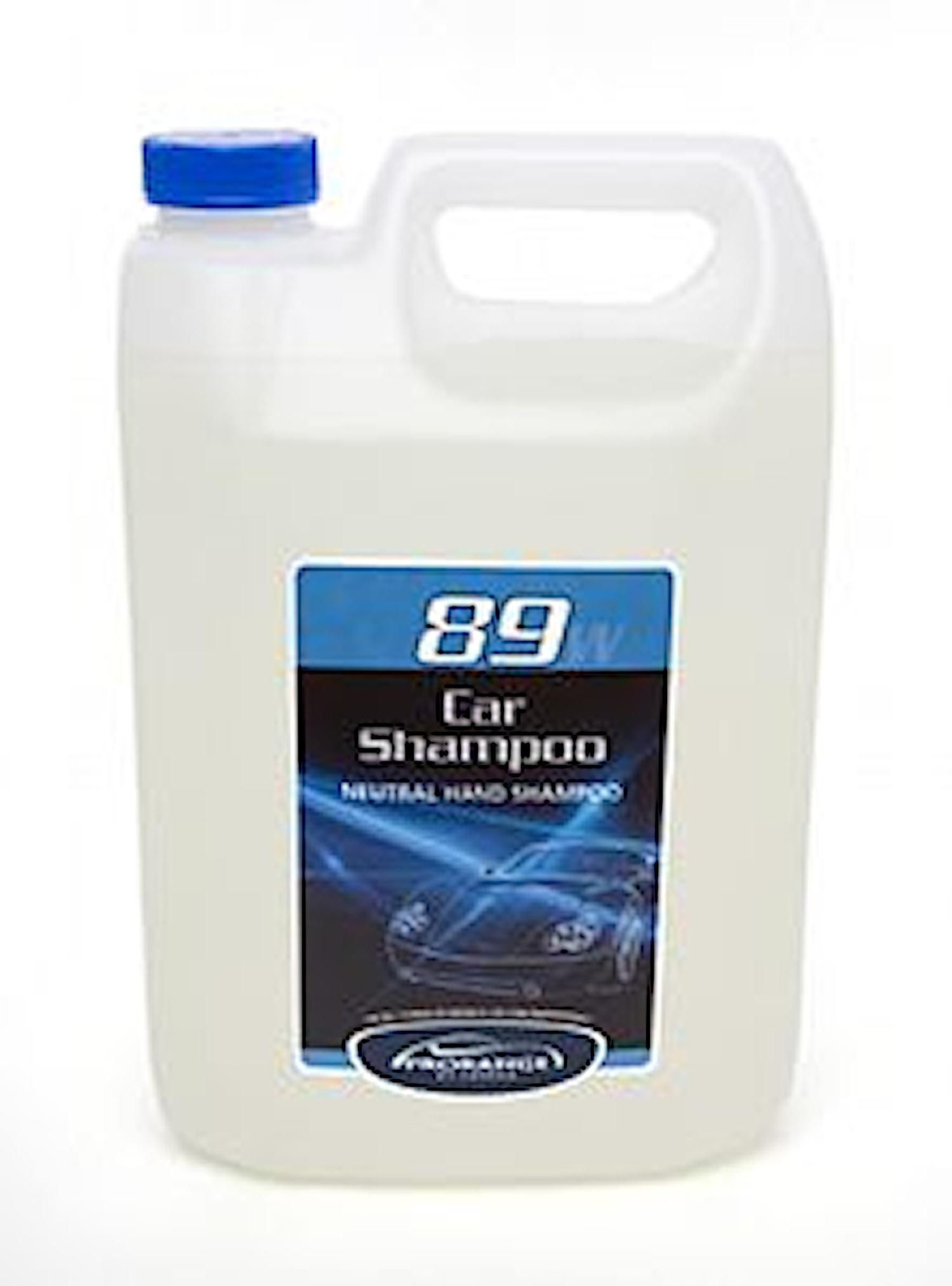 Car Shampoo 89w 5L