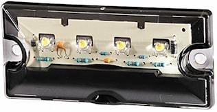 Innerbelysning LED 110x50mm