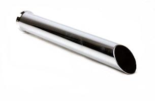 Kromrör 580 mm 2½ tum