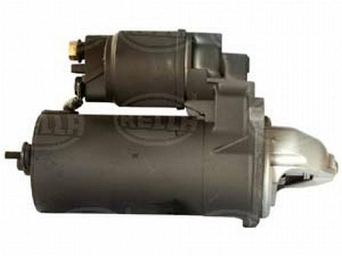 Startmotor utbytes 12V1,7kW