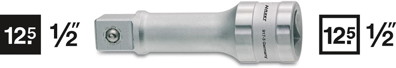"""Förlängare 1/2""""  75 mm"""