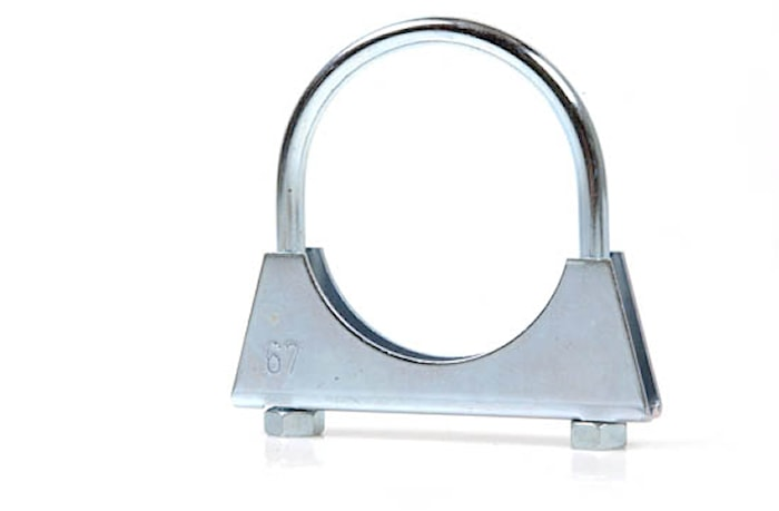 Rörklammer 66,5 mm M8