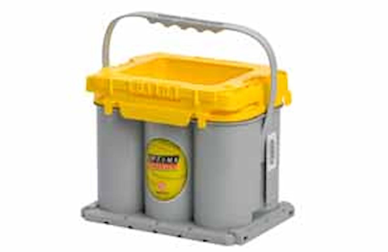 Batteri YTR3.7 YellowTop