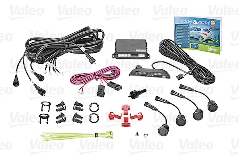 Parkeringshjälp Valeo kit 2