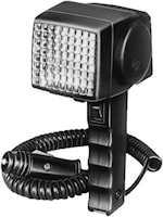 Hand-/arbetslampa 12V/6W Halog