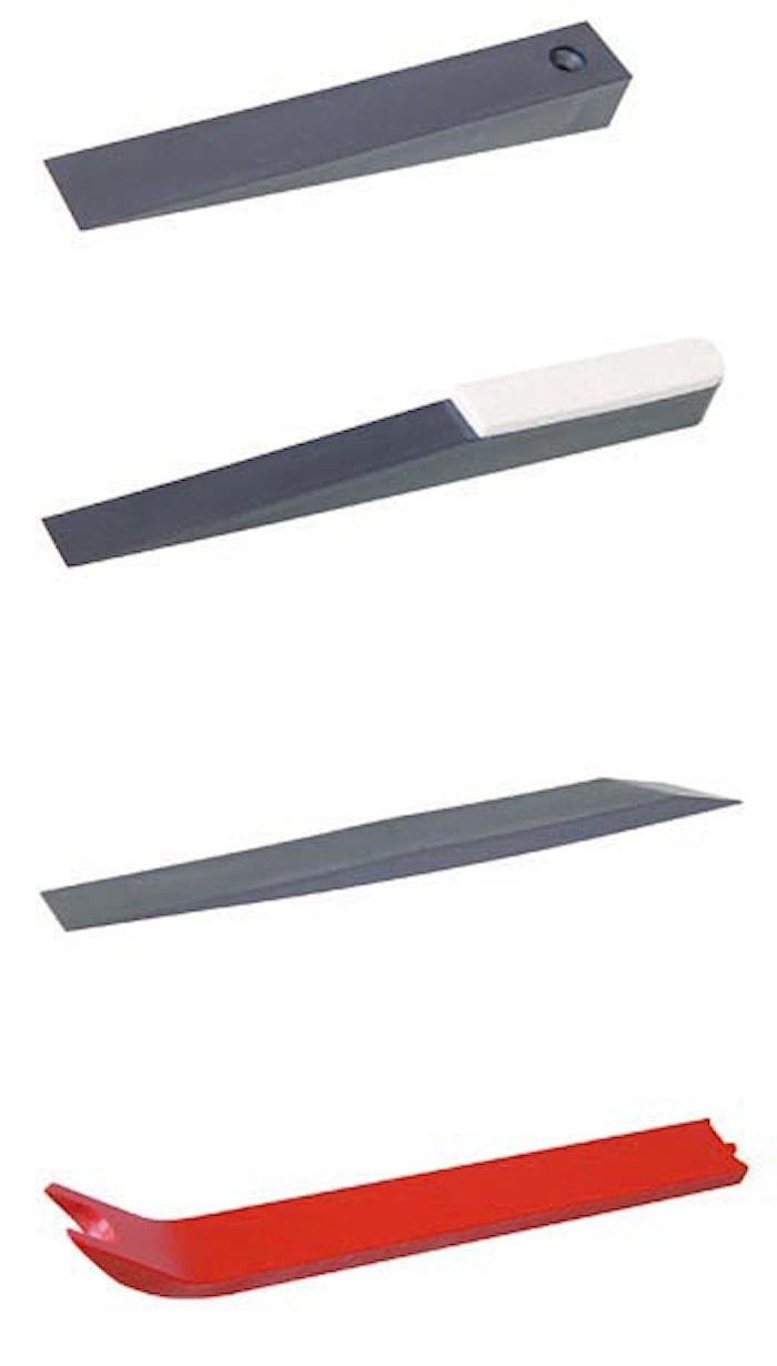 Plastkilsats (4 delar)
