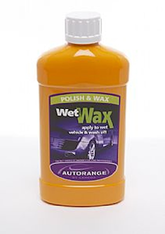 Autorange Wet Wax 500ml