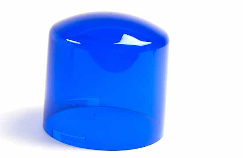 Lykthuv blå f varn.fyr KL8000