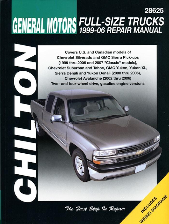 GM Full Size Truck (99-05)
