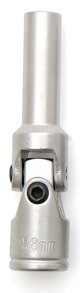 """Glödstiftshylsa 3/8"""" 9 mm"""