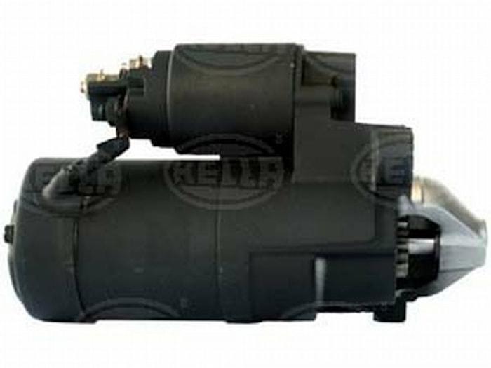 Startmotor utbytes 12V1,4kW