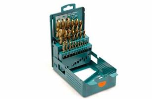 Borrkassett-TIN 1-13 mm