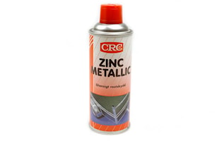 CRC Zinc Metallic 400ml