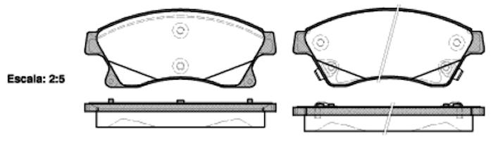 Belägg HP T1958
