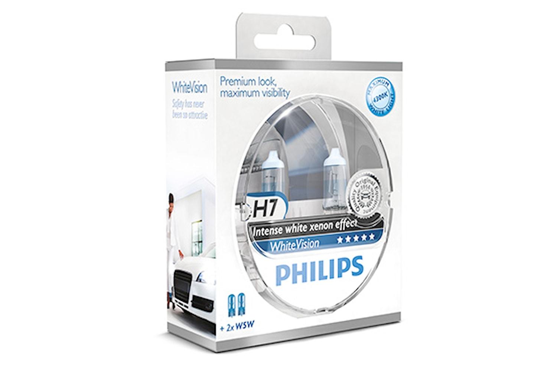 Halogenglöd H7 WhiteVision