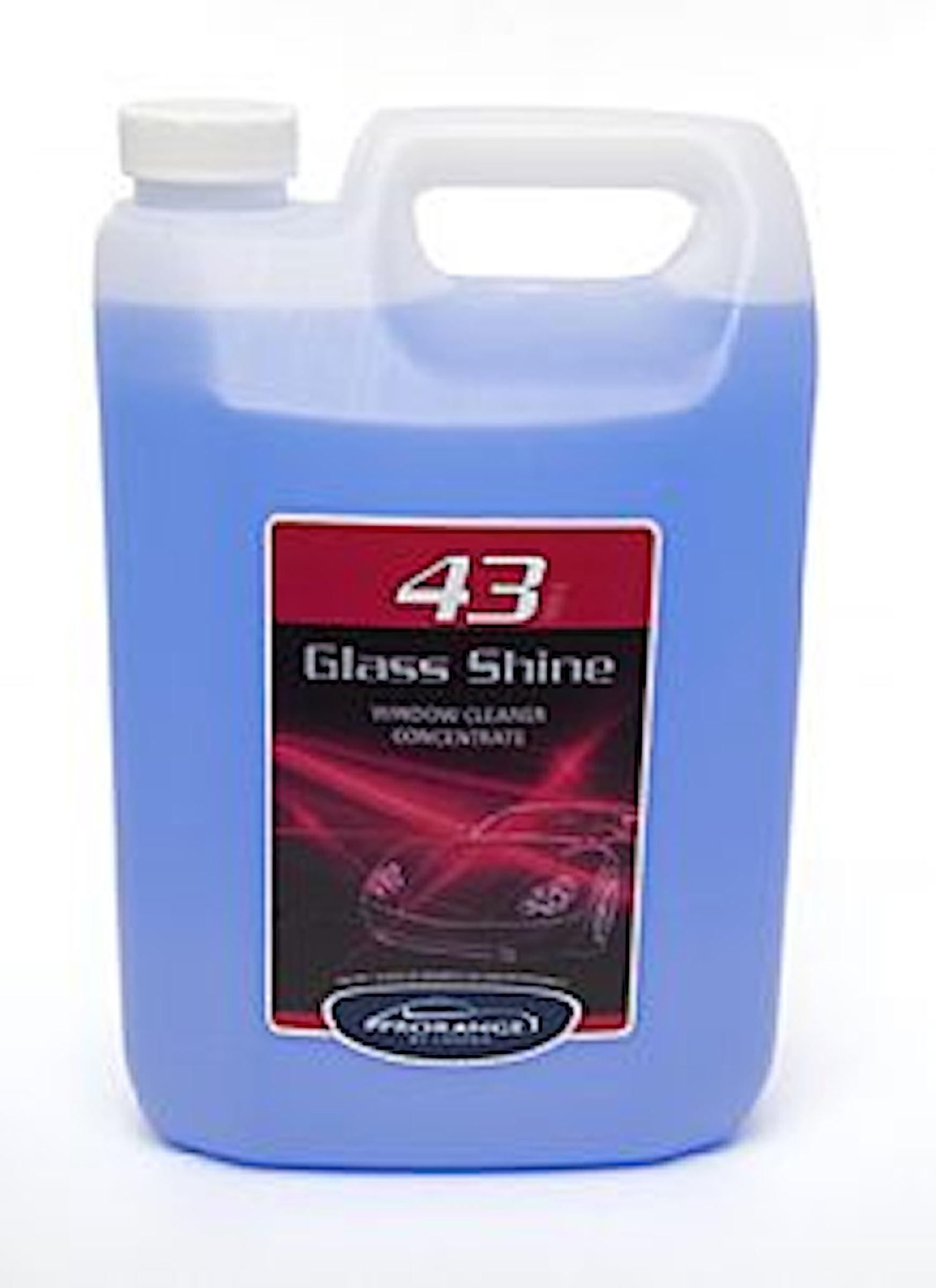 Glass Shine 43i 5L