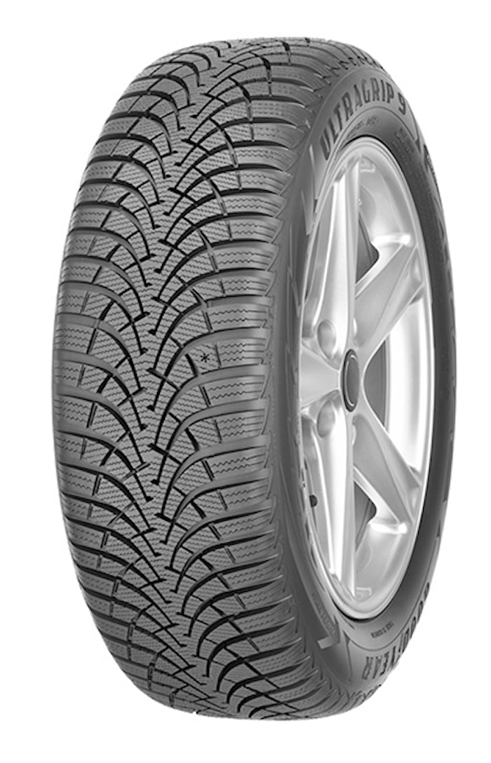 Goodyear Ultra Grip 9 MS 88T