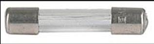 Glasrörsäkr 6,3x32mm 4A trög