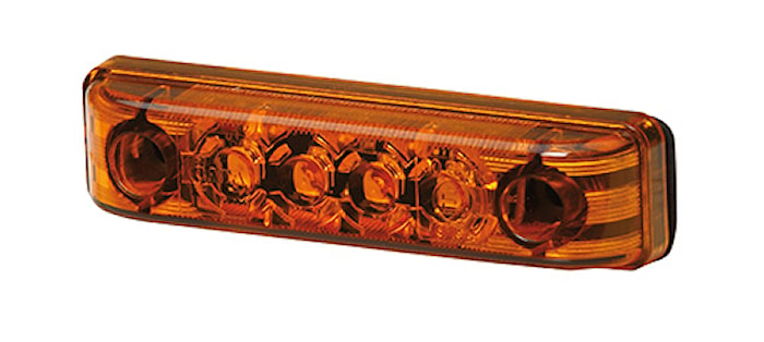 Sidomark.lykta 12V LED
