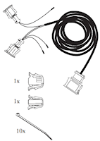 Checkkontroll kit Audi