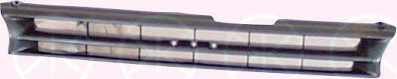 Kylargrill silvergrå