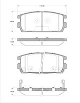 Belägg HP T1498