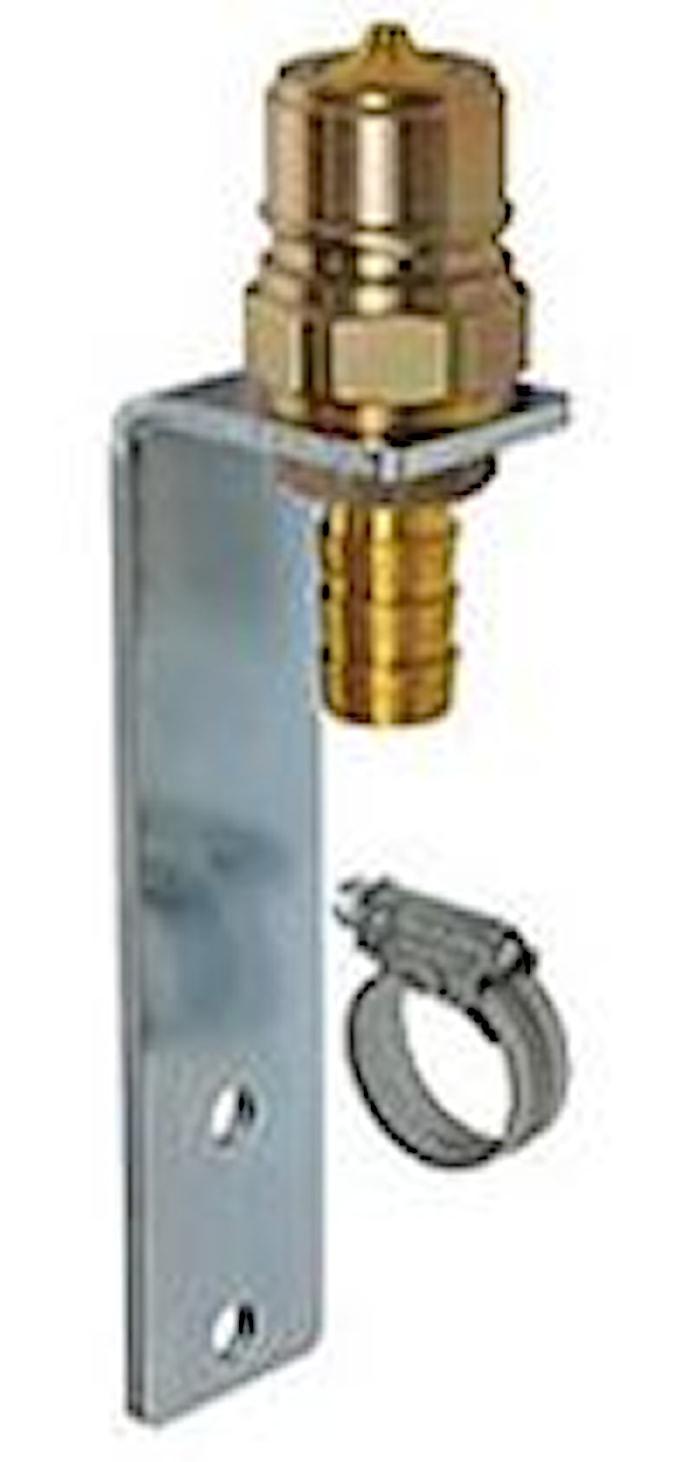 Snabbkopplingssats för pump