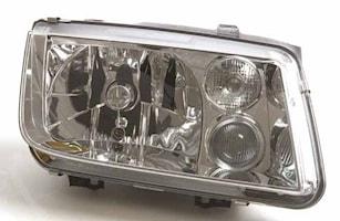 Strålk hö H4/H3 m blinkl VW
