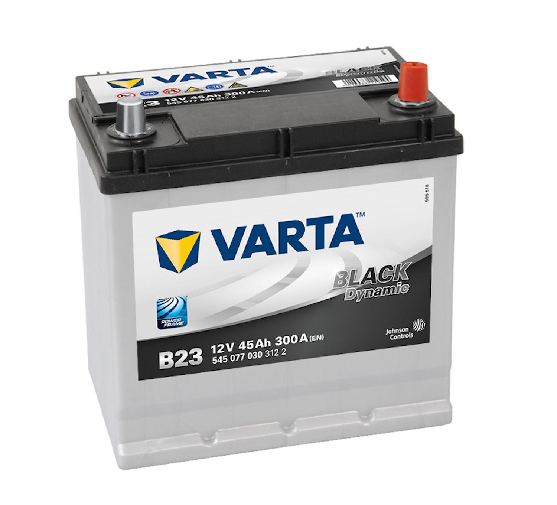 Batteri B23 Black Dynamic