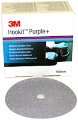 Sliprondell Hookit Purple+