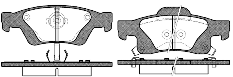 Belägg HP T2064