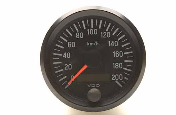 Hastighetsmätare International