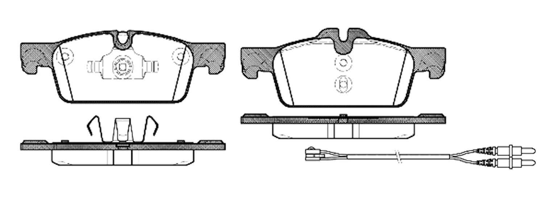 Belägg HP T2041