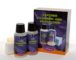 Autorange Leather Clean & Prot