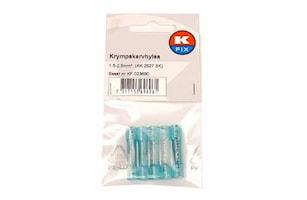 Krympskarvhylsa 1,5-2,5mm² blå