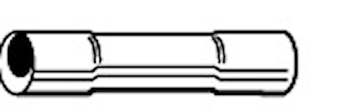 Skarvrör 43x200