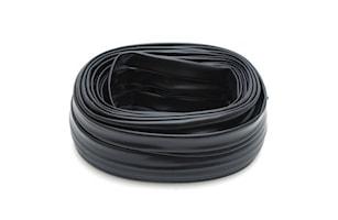 Skyddssl PVC 25,0x0,80mm svart