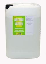 Batterivatten 25L